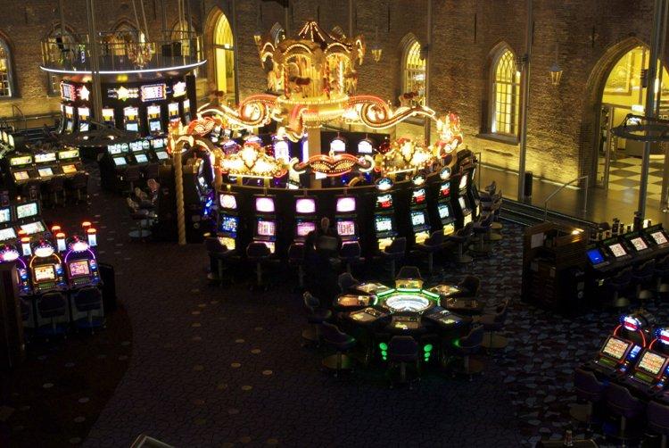 Parkeren Casino Breda