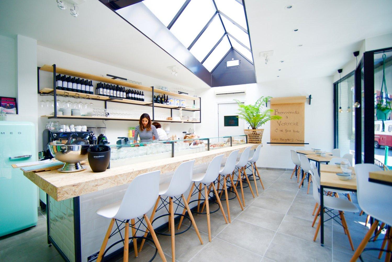 Feestelijke opening lunchbar vermut stappen shoppen breda - Feestelijke bar ...