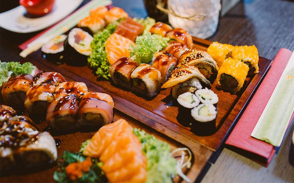 sushi all you can eat breda
