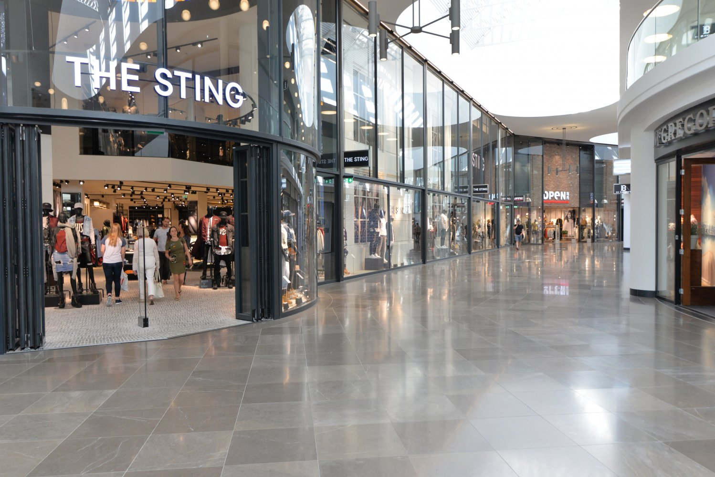 Winkelcentrum de barones stappen shoppen breda for Bioscoopagenda rotterdam