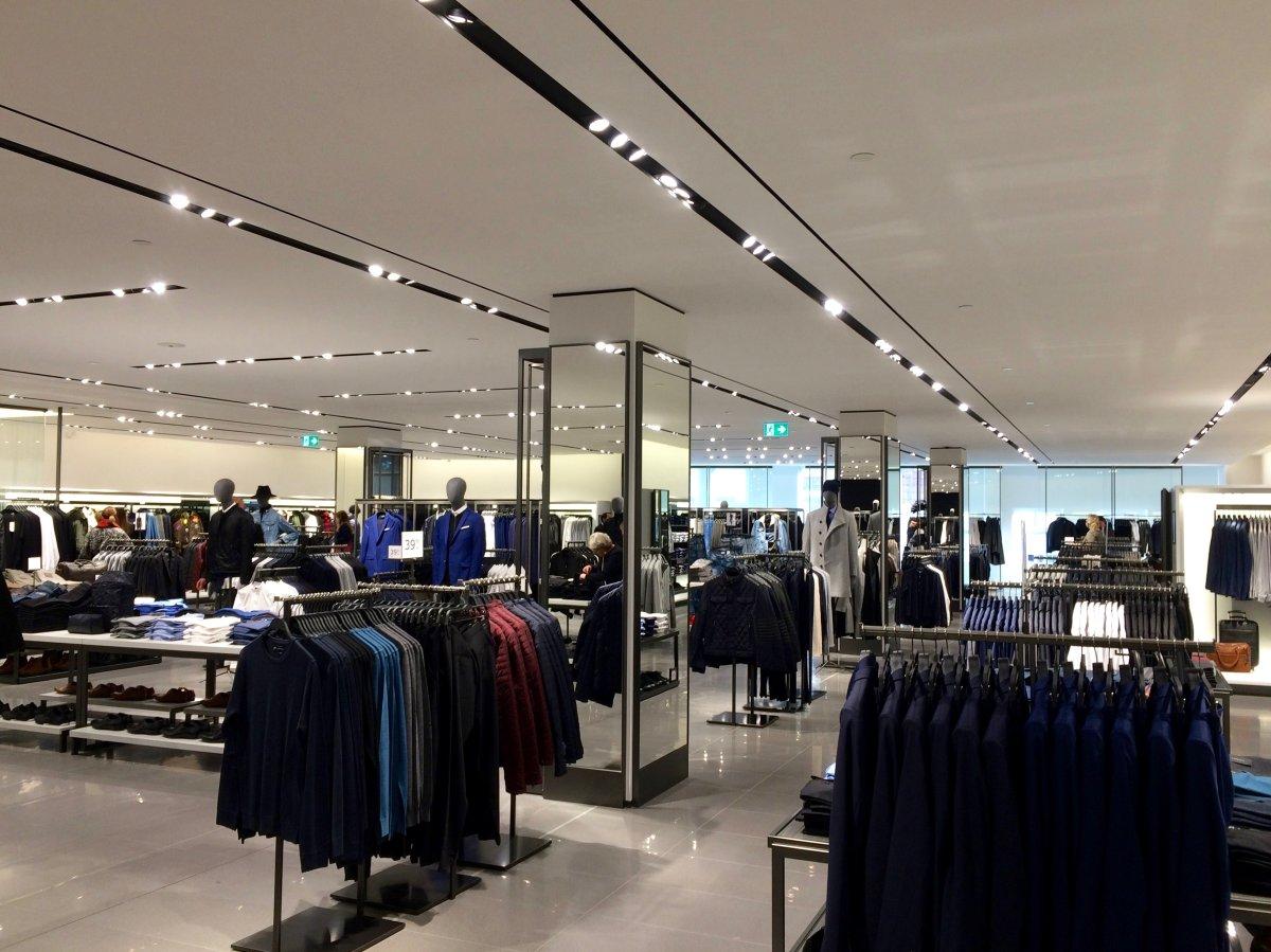 Opening Zara Stappen Shoppen Breda