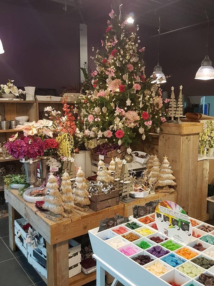 Fleurrijk bloemist stappen shoppen breda for Bloemist breda