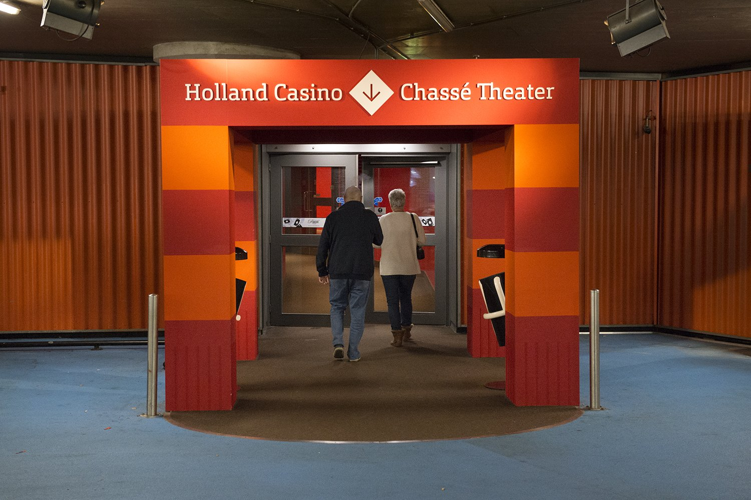 holland casino breda parking