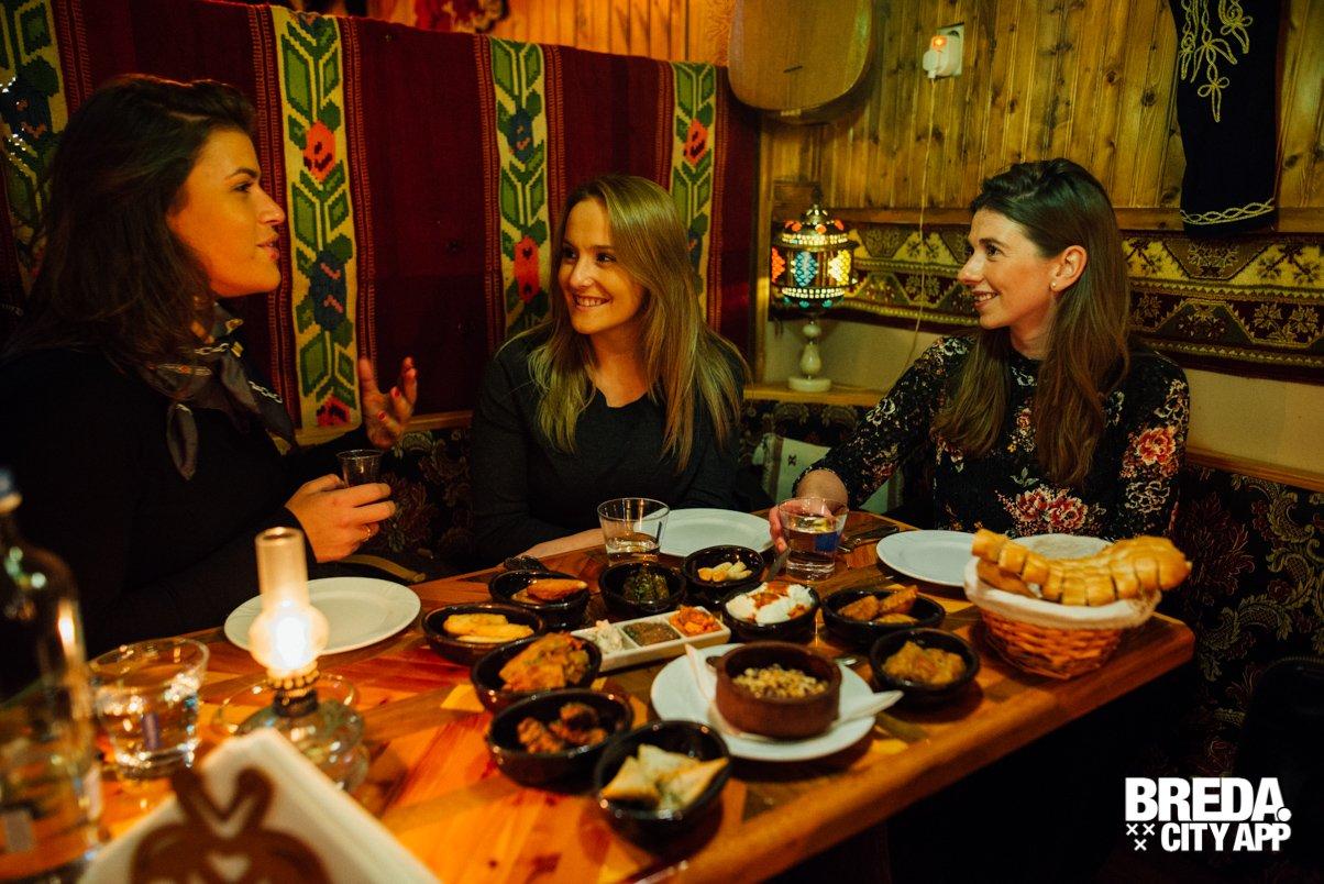 Turks restaurant l 39 anatra stappen shoppen breda for Turks restaurant amsterdam