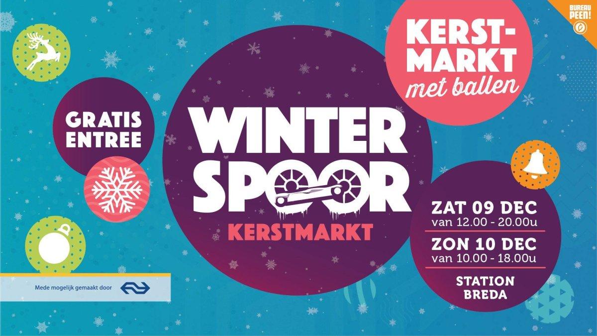 6x Kerstmarkten In Breda Stappen Shoppen Breda