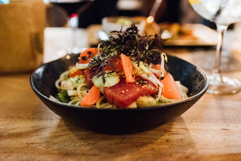 Foodblog: lunchen bij ...