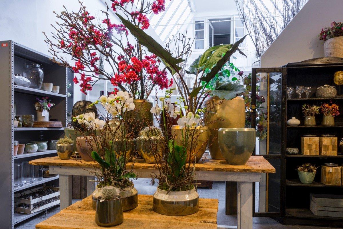 Haal de lente in huis 8x de leukste winkels voor lente for Bloemist breda