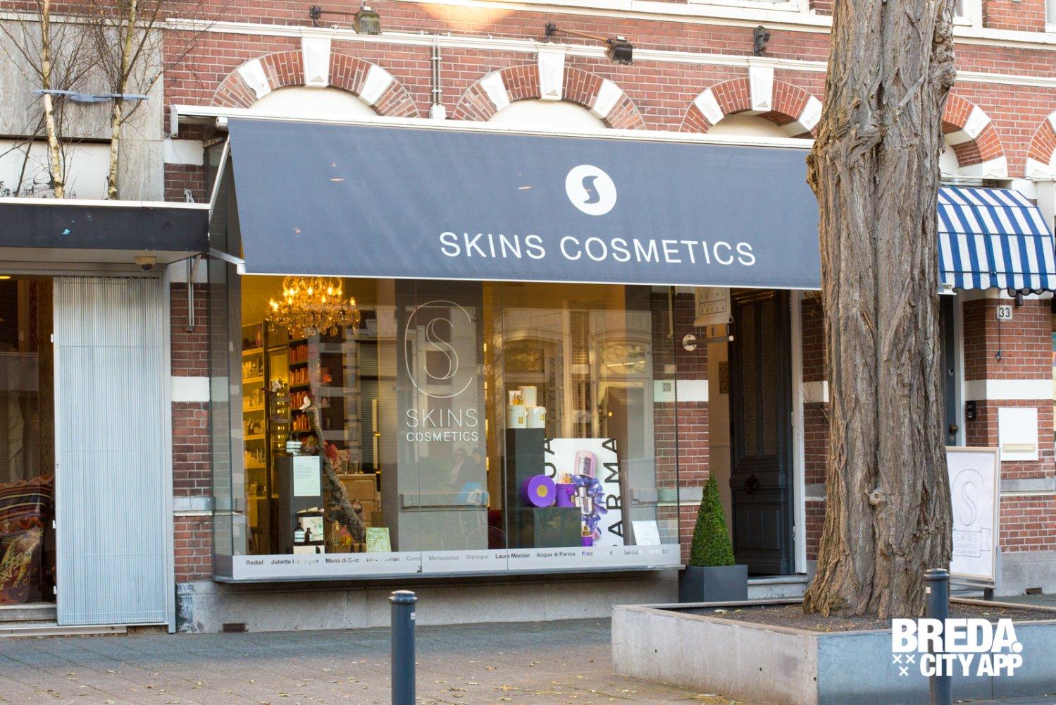 Skins cosmetics stappen shoppen breda for Bioscoopagenda rotterdam