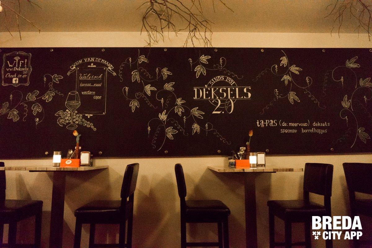 Foodblog: Mediterraans genieten bij Deksels 2.0 - Stappen & Shoppen ...