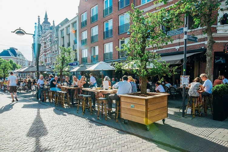Kæmpestor 7x zomerse terrassen in Breda! - Stappen & Shoppen Breda PR45