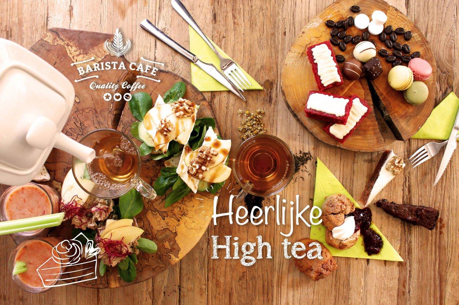 Populair 12x genieten van een high tea in Breda! - Stappen & Shoppen Breda &QP52
