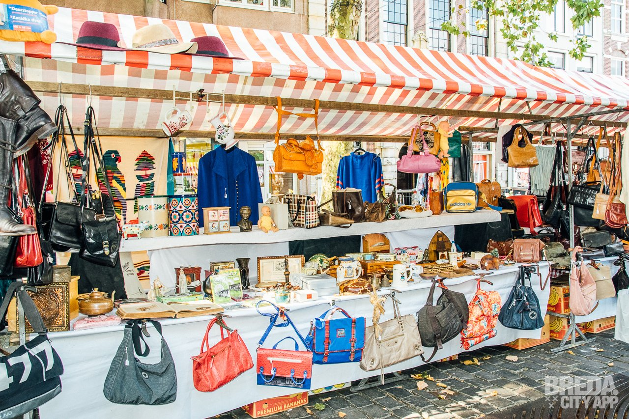 rommelmarkt breda