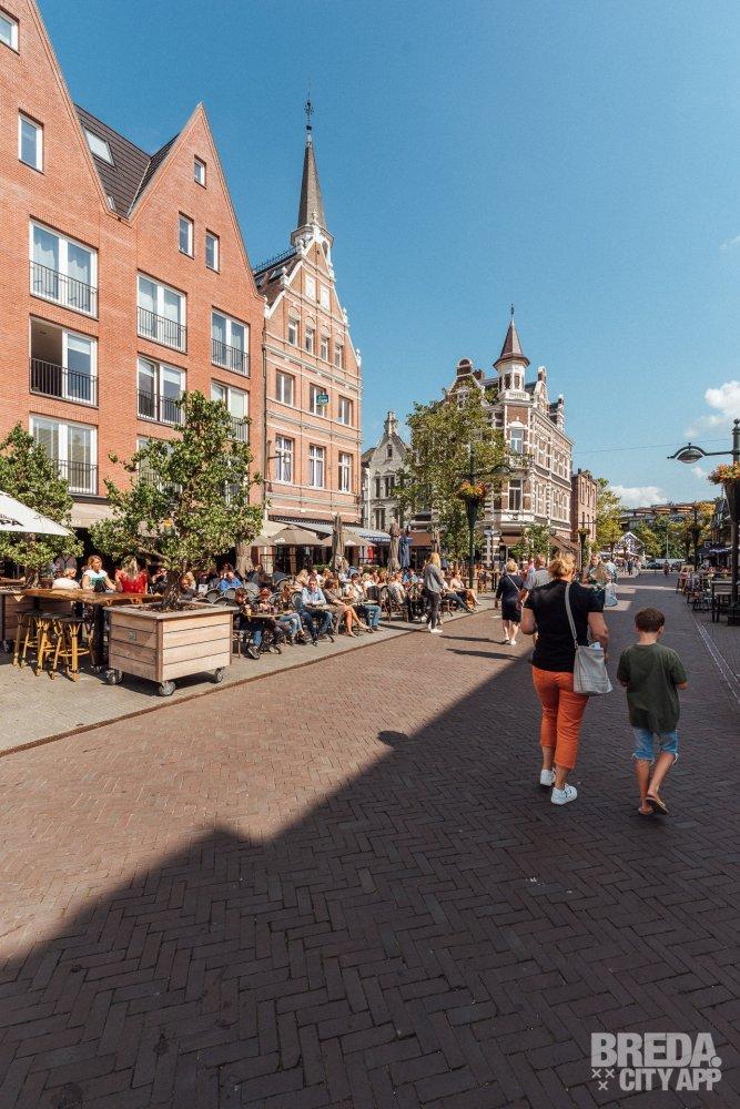 Oranje Zuid - Stappen & Shoppen Breda