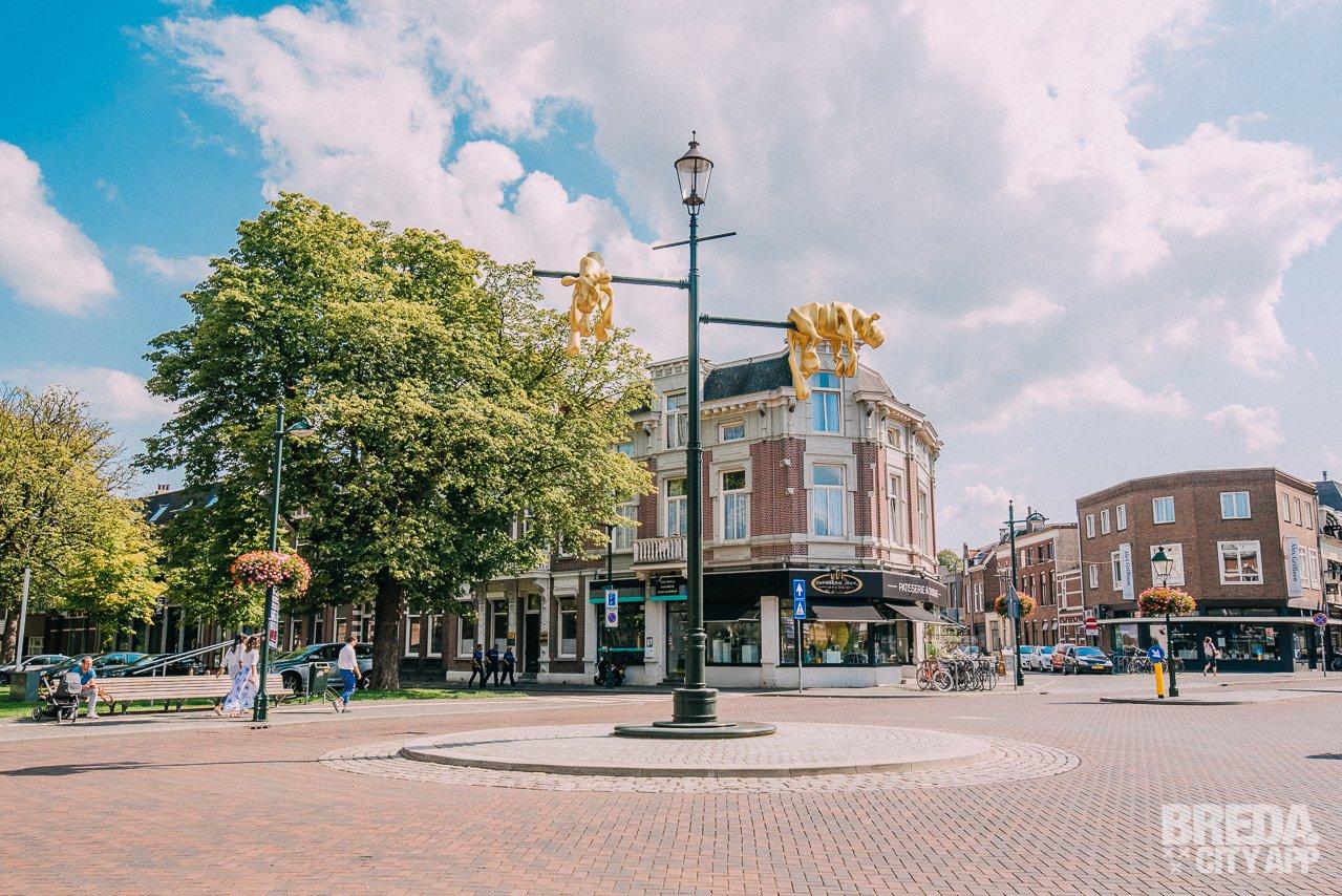 Oranje Zuid: Ginnekenweg - Stappen & Shoppen Breda