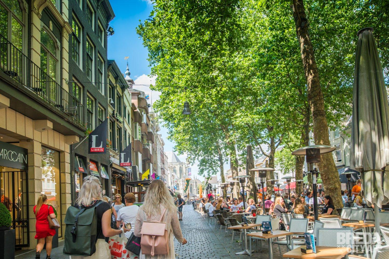 breda restaurants grote markt