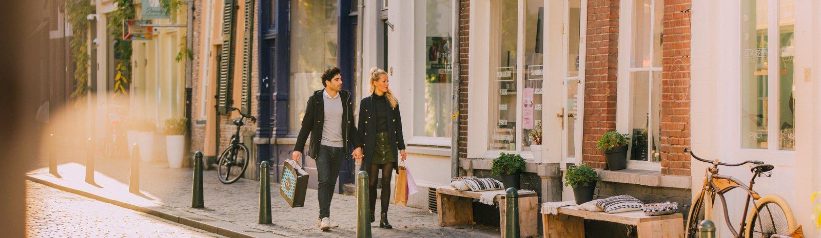 Winkels stappen shoppen breda for Bloemist breda