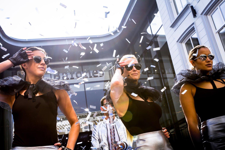 Deelnemers fashion Wee...